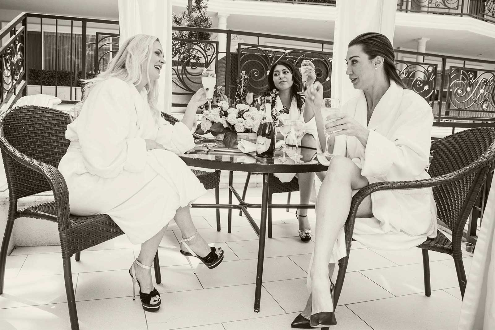 Beverly Hills Plaza Hotel Medi Spa Staff