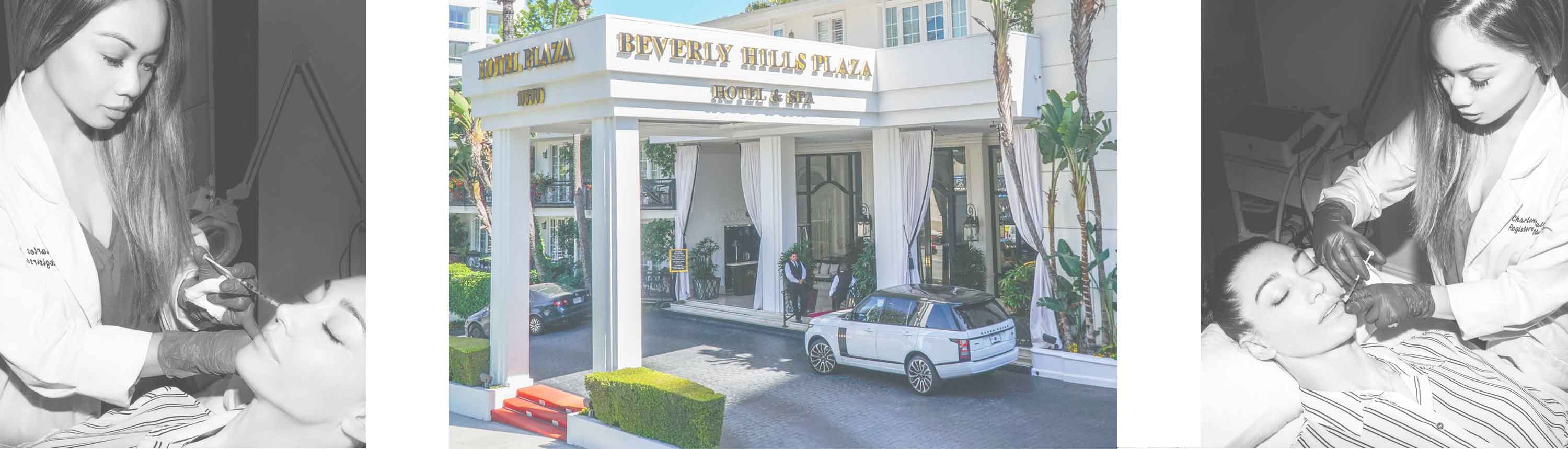 Beverly Hills Plaza Hotel Medi Spa Injectables